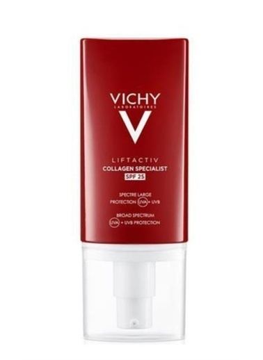 Vichy Vichy Liftactiv Collagen Specialist Spf 25 Bakim Kremi 50 Ml Renksiz